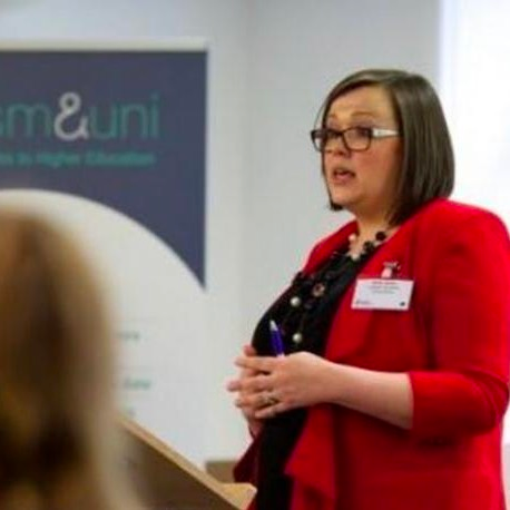 Kate Dean of Enable Disability & Inclusion Consultants