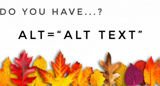 Do you have Alt Text?